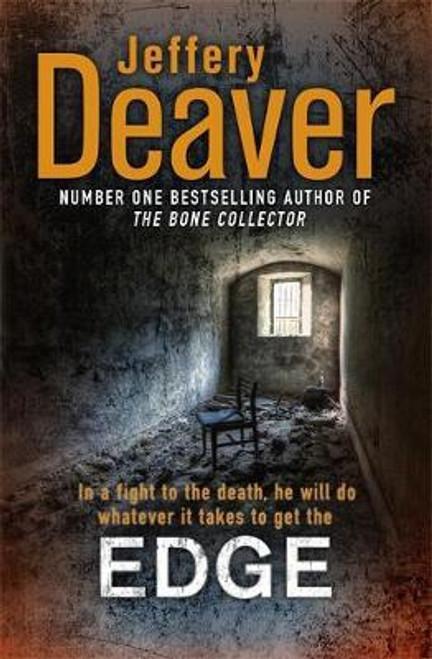 Deaver, Jeffery / Edge (Large Paperback)