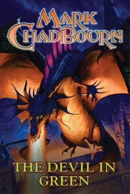 ChadBourn, Mark / The Devil in Green (Large Paperback)