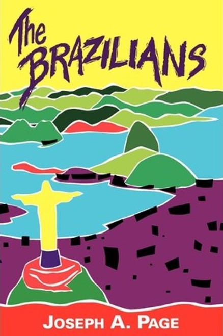 Page, Joseph A. / The Brazilians (Large Paperback)