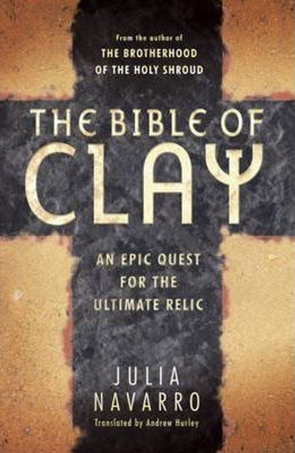 Navarro, Julia / The Bible of Clay (Large Paperback)
