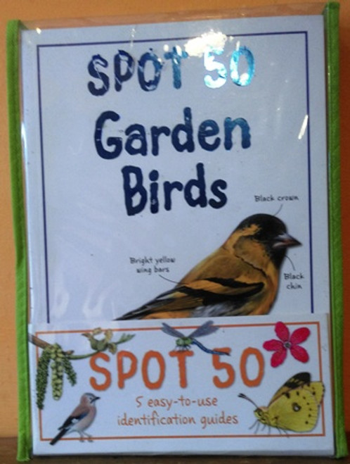 Spot 50: 5 Easy to use Identification Guides (5 Book Set)