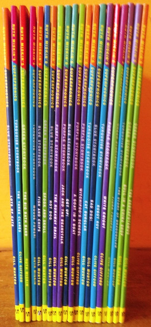 Ruth Miskin's Superphonics: (20 Book Collection)