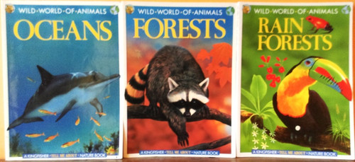 Wild World of Animals (5 Book Collection)