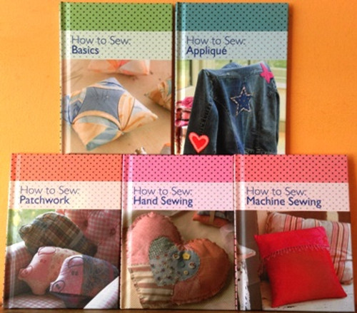 How to Sew (5 Book Collection)