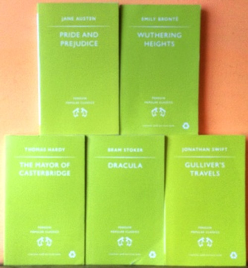 Penguin Popular Classics (10 Book Collection)