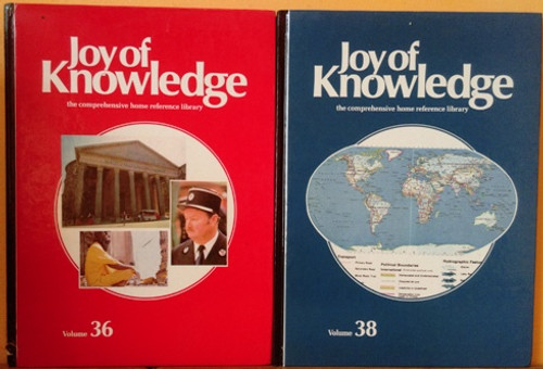 Joy of Knowledge (36 Incomplete Set)
