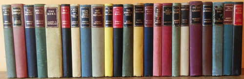 The Reprint Society London 1940s - 1950s (23 Book Collection)