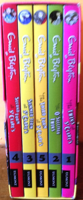 Enid Blyton (5 Book Box Set)