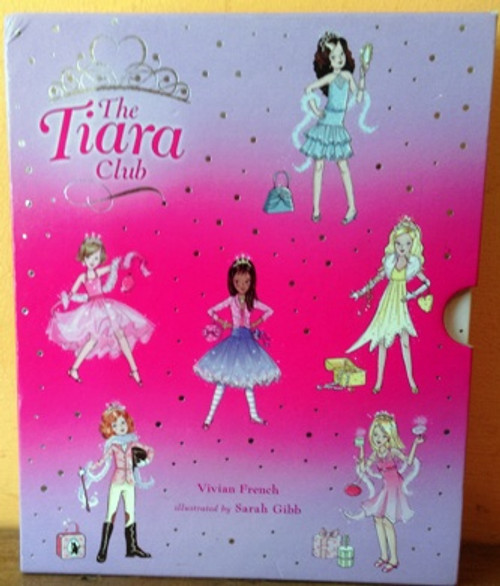 The Tiara Club (6 Book Box Set)
