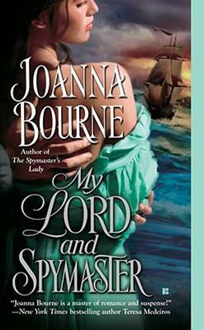 Bourne, Joanna / My Lord and Spymaster