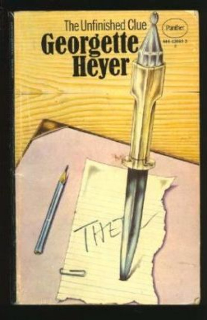 Heyer, Georgette / The Unfinished Clue