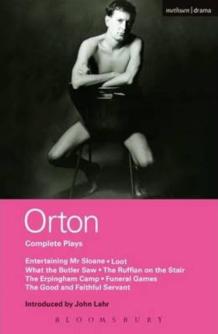 Orton, / Orton: The Complete Plays