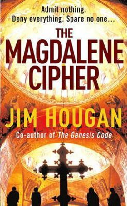 Hougan, Jim / The Magdalene Cipher
