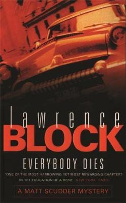 Block, Lawrence / Everybody Dies