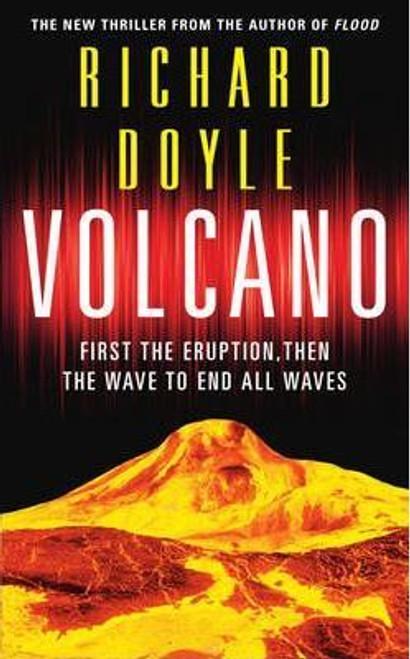 Doyle, Richard / Volcano