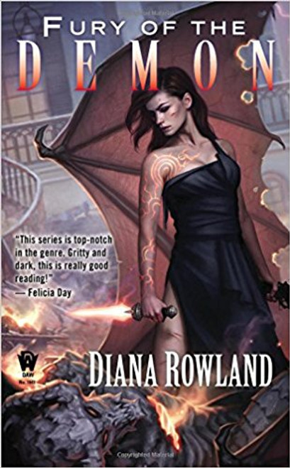 Rowland, Diana / Fury of the Demon