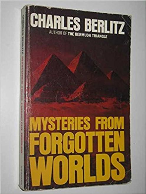 Berlitz, Charles / Mysteries from Forgotten Worlds