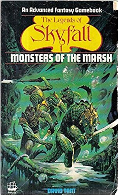 Tant, David / Skyfall: Monsters of the Marsh