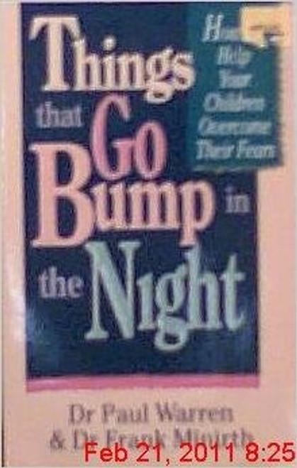 Warren, Paul / Things That Go Bump in the Night