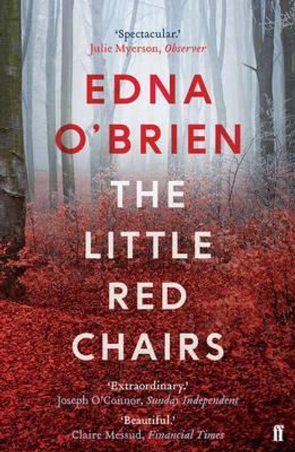 O'Brien, Edna / The Little Red Chairs