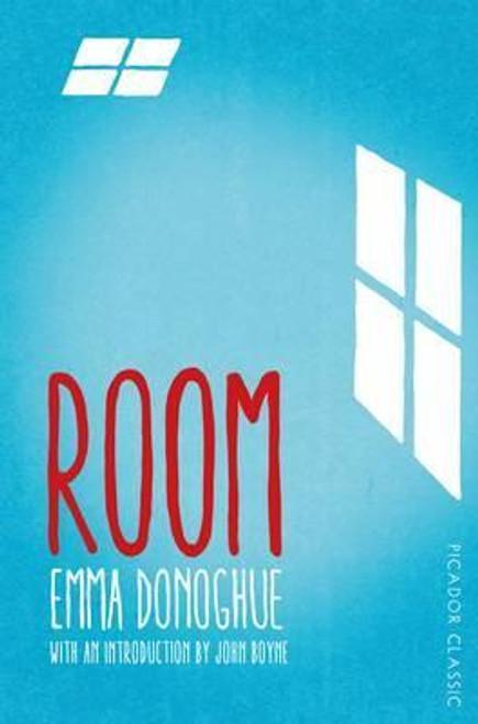 Donoghue, Emma - Room - BRAND NEW PB
