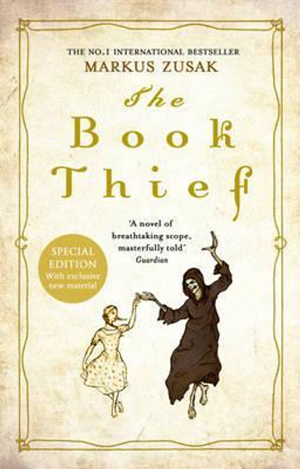 Zusak, Markus - The Book Thief - BRAND NEW PB