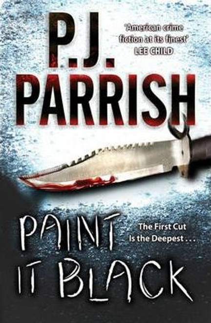 Parrish, P.J. / Paint It Black
