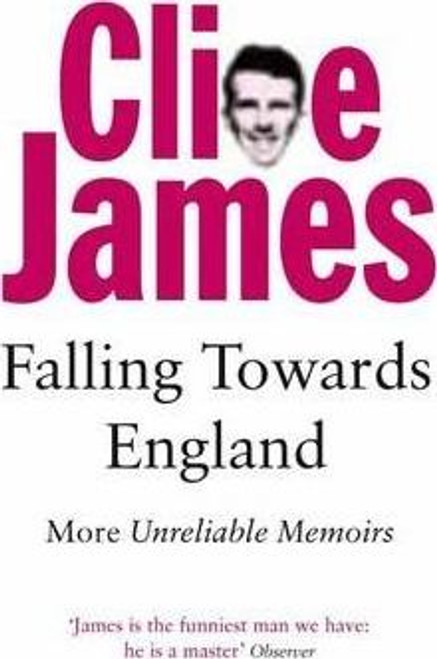 James, Ollie / Falling Towards England