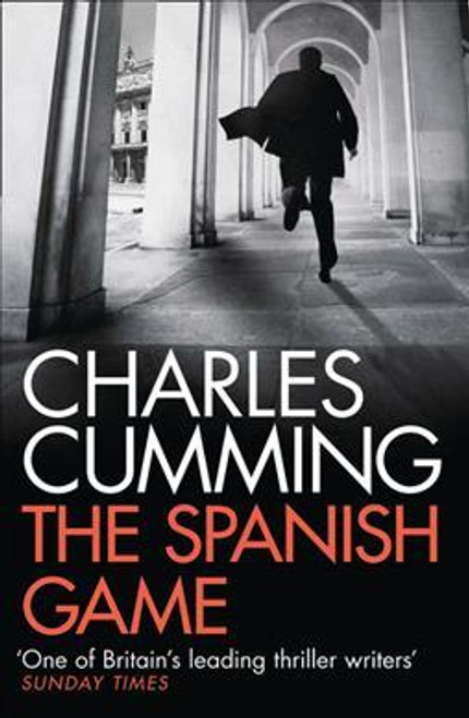 Cumming, Charles / The Spanish Game