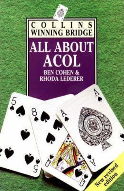 Cohen, Ben / All About Acol