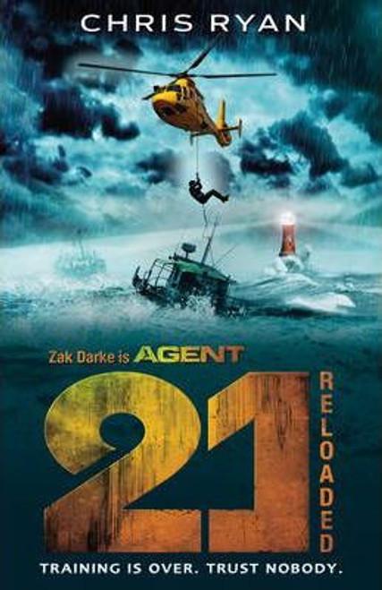 Ryan, Chris / Agent 21: Reloaded