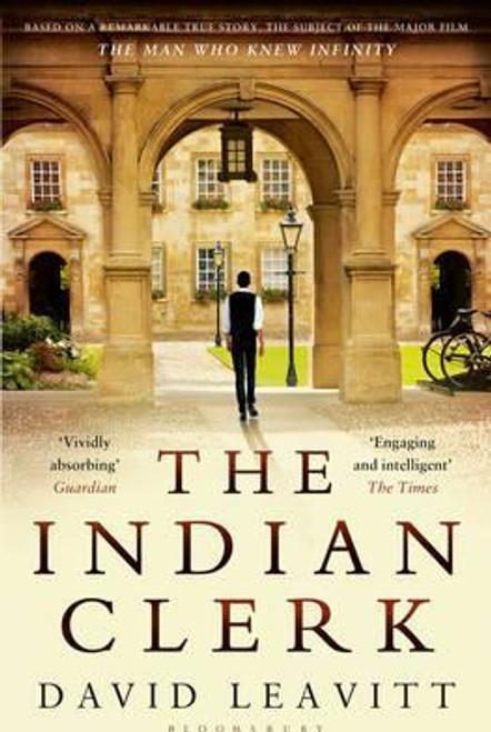 Leavitt, David / The Indian Clerk