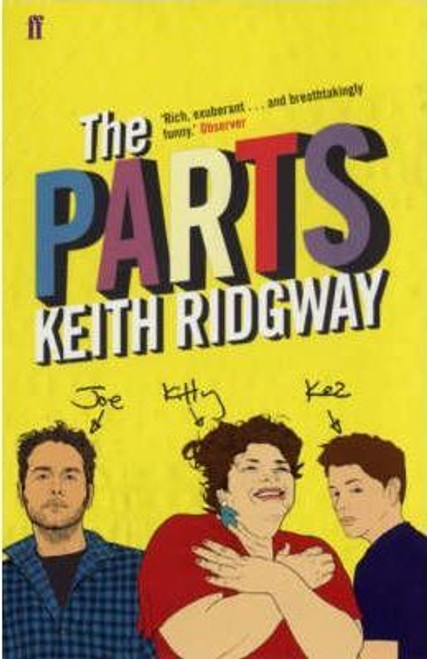 Ridgway, Keith / Parts