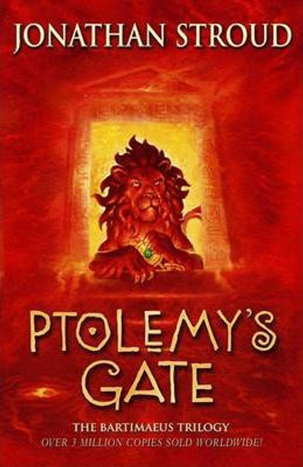Stroud, Jonathan / Ptolemy's Gate - Bartimaeus Trilogy