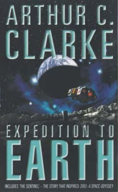 Clarke, Arthur C. / Expedition to Earth