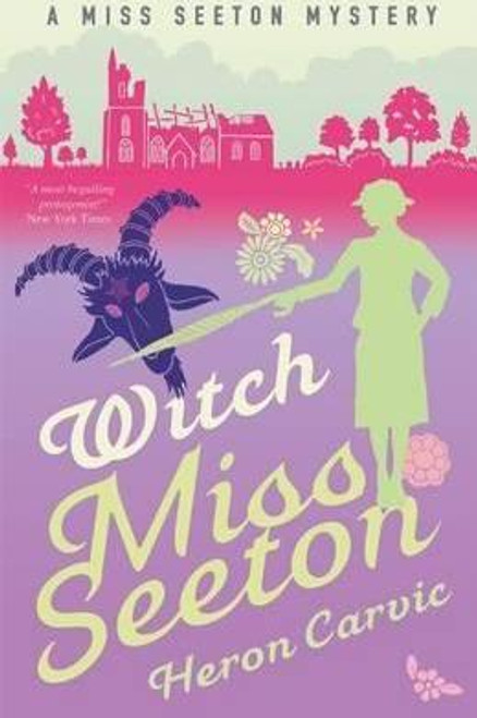 Carvic, Heron / Witch Miss Seeton