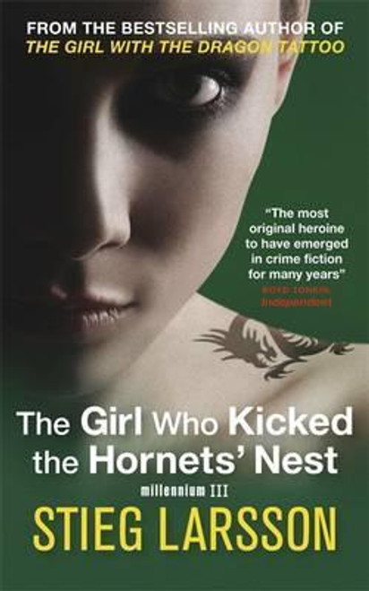 Larsson, Steig / The Girl Who Kicked the Hornets Nest