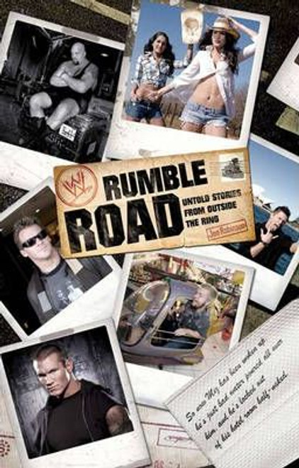 Robinson, Jon / Rumble Road