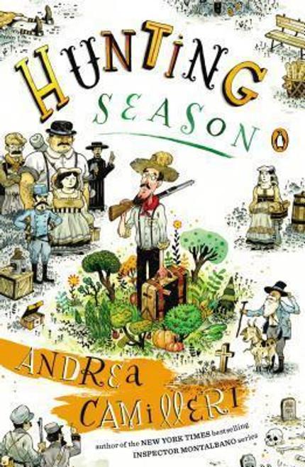 Camilleri, Andrea / Hunting Season
