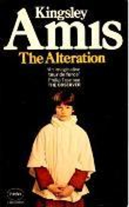 Amis, Kingsley - The Alteration - Panther PB Alternate History