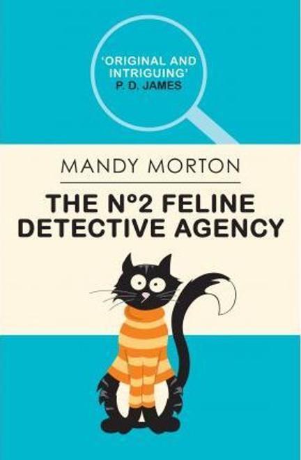 Morton, Mandy / No 2 Feline Detective Agency