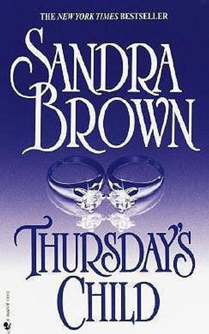Brown, Sandra / Thursday's Child