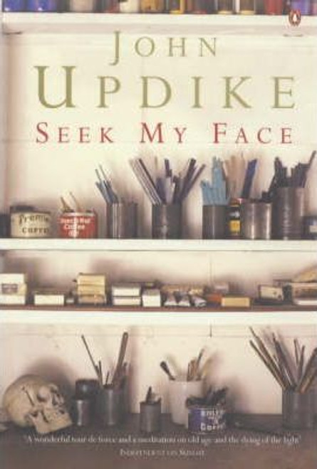 Updike, John / Seek My Face