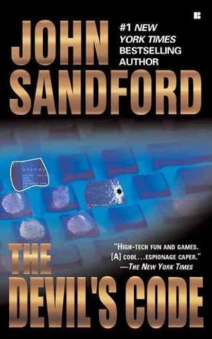 Sandford, John / The Devil's Code