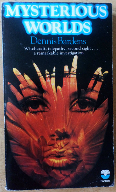 Bardens, Dennis - Mysterious Worlds - PB Occult Paranormal Vintage PB
