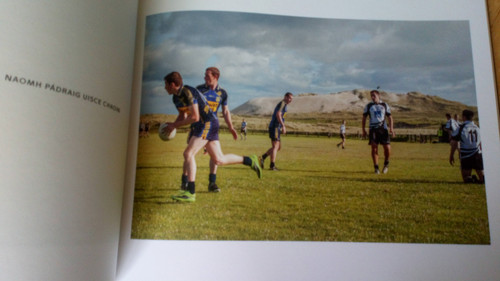 Carroll, Paul - Gaelic Fields - A Photographic Journey GAA Ireland Limited Edition Signed