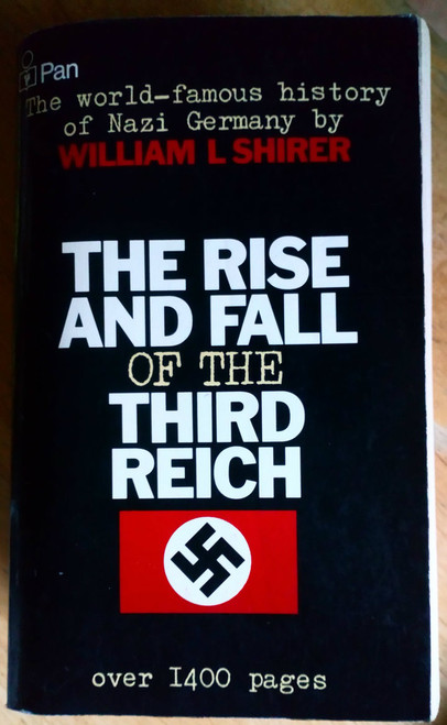 Shirer, William L - The Rise and Fall of the Third Reich - PB Pan 1973 ed