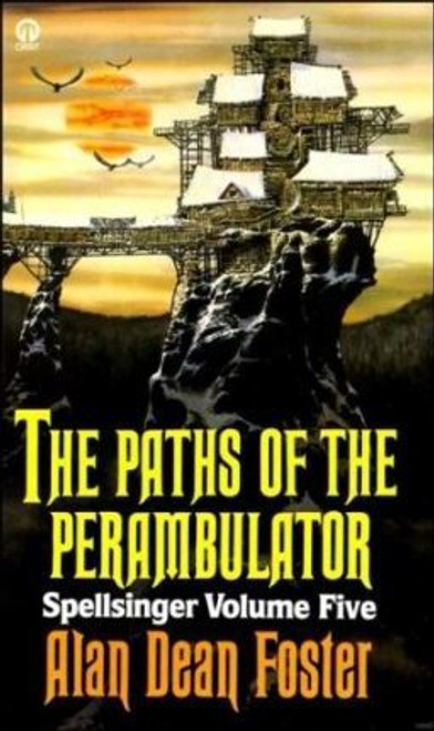 Foster, Alan Dean / Paths of the Perambulator