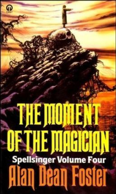 Foster, Alan Dean / Moment of the Magician