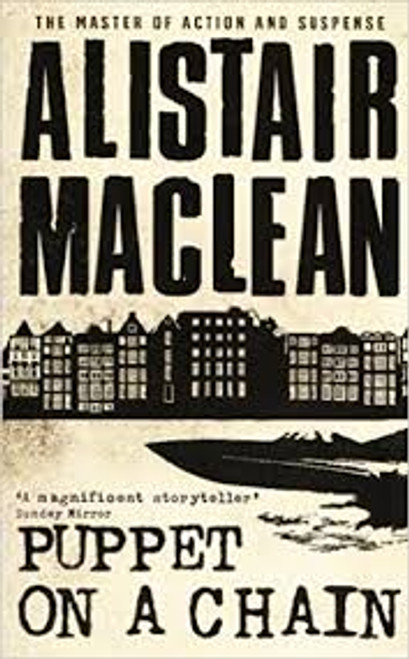MacLean, Alistair / Puppet On A Chain